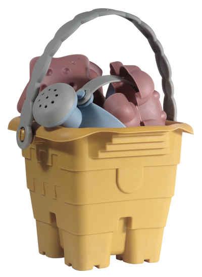 Kindsgut Sandform-Set, (Set), Sand-Spielzeug, Schippe, Förmchen, Toni, Sandkasten, Outdoor, draußen, Spiel-Spaß, unisex, umweltfreundlich