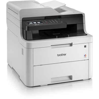 Brother MFC-L3710CW, USB, LAN, WLAN, Kopie, Scan, Fax Multifunktionsdrucker