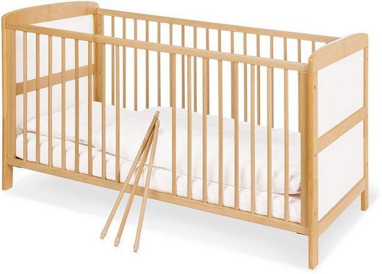 Pinolino® Babybett »Florian«, Made in Europe