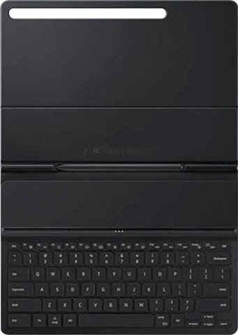 Samsung Tablet-Hülle »Book Cover Keyboard Slim EF-DT730 für das Galaxy Tab S7+« Galaxy Tab S7 FE, Galaxy Tab S7+