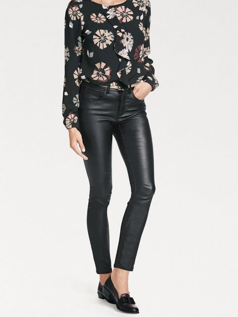 Hosen - ASHLEY BROOKE by Heine Röhrenhose mit Push up Effekt › schwarz  - Onlineshop OTTO