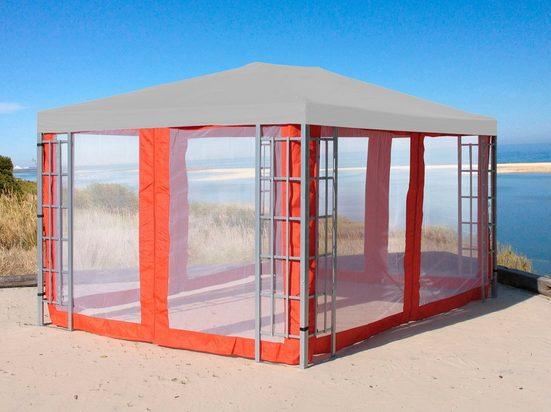 QUICK STAR Seitenteile für Pavillon »Rank«, für 300x400 cm, 4 Stk.