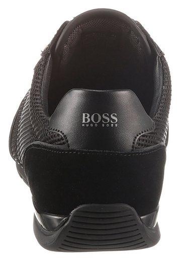 Boss »Saturn Lowp« Sneaker mit Strukturierung