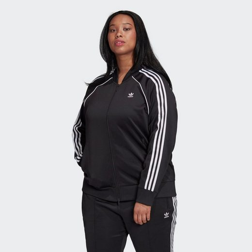 adidas Originals Trainingsjacke »PRIMEBLUE SST ORIGINALS«