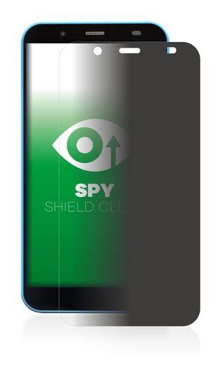 upscreen Schutzfolie »für Bluboo Xfire«, Folie Schutzfolie Sichtschutz klar anti-spy