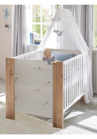 Mäusbacher Mäusbacher lovytė kūdikiui »Micha« su ...