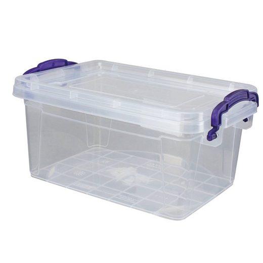 HTI-Living Aufbewahrungsbox »Box mit Deckel Sofia«, Aufbewahrung