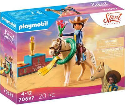 Playmobil® Konstruktions-Spielset »Rodeo Pru (70697), Spirit Untamed«, (20 St), Made in Europe