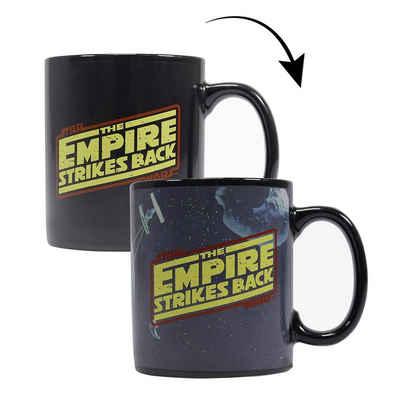 Star Wars Tasse »Star Wars Thermoeffekt Tasse The Empire Strikes B«