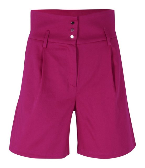 Hosen - ASHLEY BROOKE by Heine Shorts mit breitem Bund › rosa  - Onlineshop OTTO