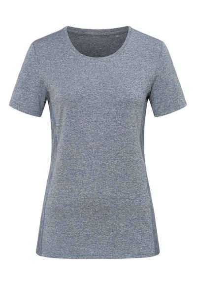 Stedman T-Shirt »Recycled Run« aus recyceltem Material