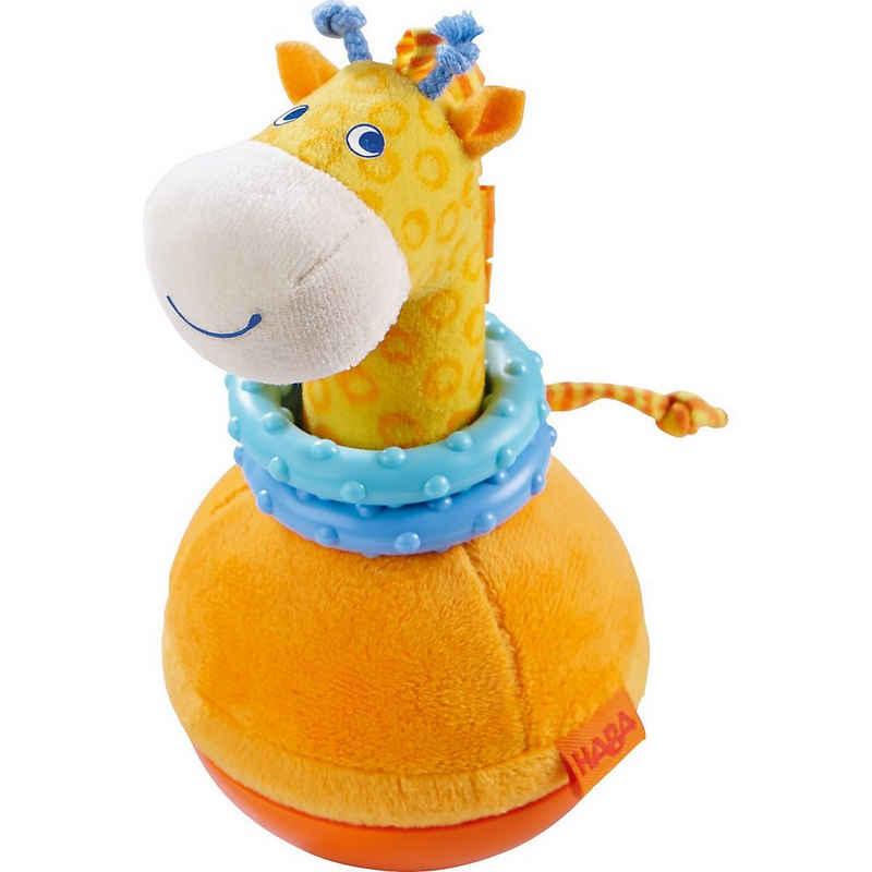 Haba Kuscheltier »HABA 302571 Stehauffigur Giraffe«
