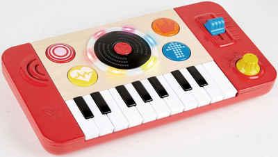 Hape Spielzeug-Musikinstrument »DJ-Mischpult«, mit Licht & Sound