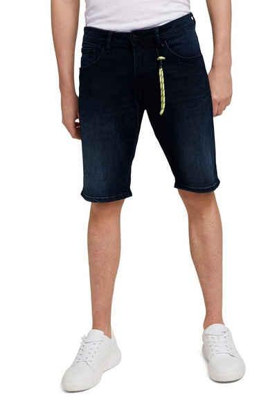 TOM TAILOR Denim Jeansshorts mit moderner Waschung