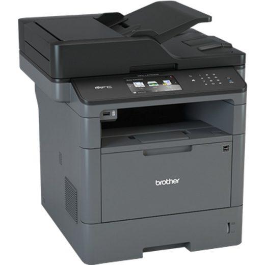 Brother MFC-L5750DW, USB/(W)LAN, Scan, Kopie, Fax Multifunktionsdrucker
