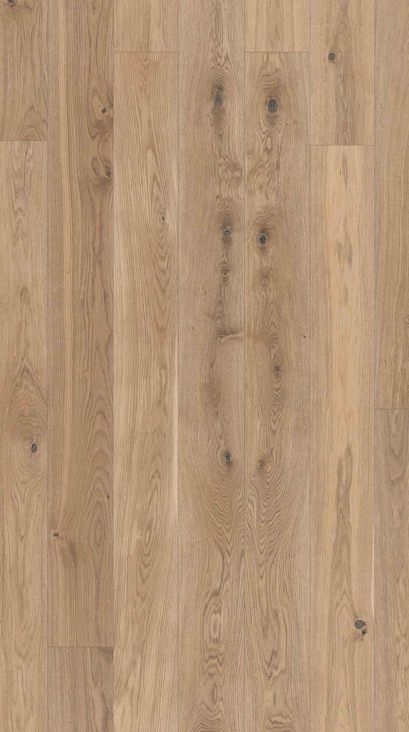 PARADOR Parkett »Classic 3060 Living - Eiche weiß«, Packung, Klicksystem, 2200 x 185 mm, Stärke: 13 mm, 3,66 m²