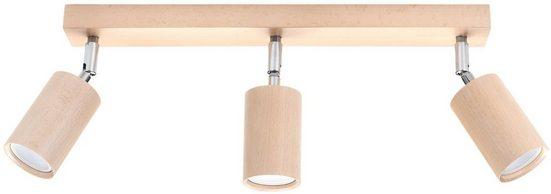 SOLLUX lighting Deckenspot »Berg«, Deckenlampe