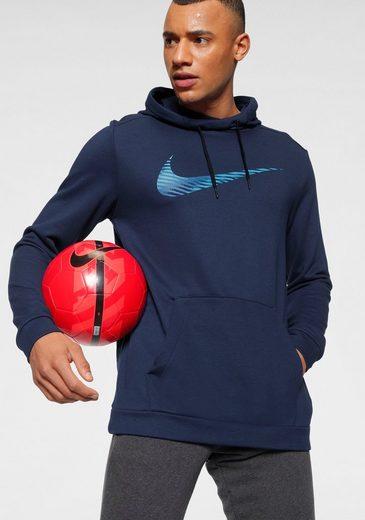 Nike Kapuzensweatshirt »Nike Dri-FIT Men's Pullover Training Hoodie« Dri-FIT Technologie