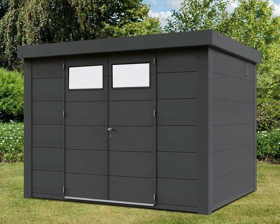 Wolff Gerätehaus »Eleganto 3024«, BxT: 318x258 cm