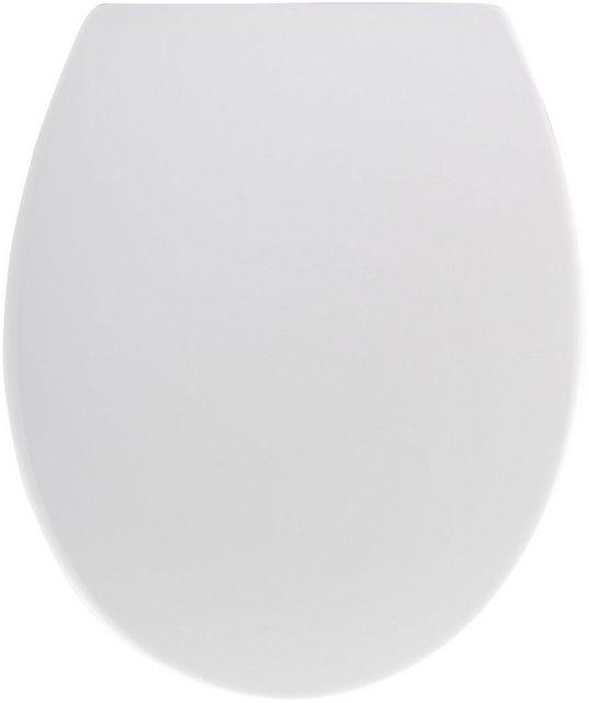 WCs und Zubehör - WENKO WC Sitz »Cento«, Mit Absenkautomatik  - Onlineshop OTTO