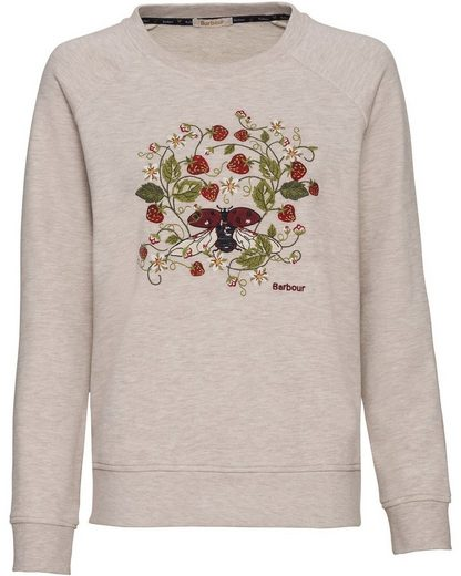 Barbour Sweater »Sweatshirt Crawford«