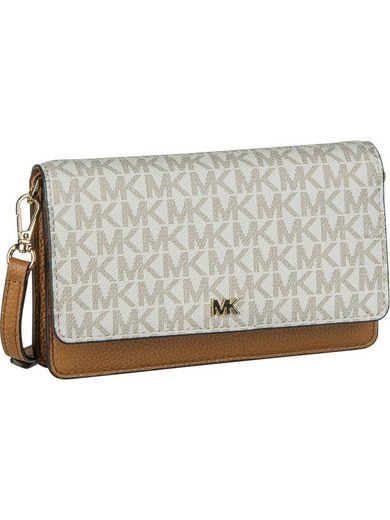MICHAEL KORS Handtasche »Mott Phone Crossbody MK Signature«, Clutch