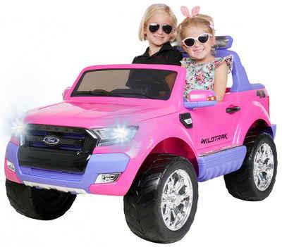 Actionbikes Motors Elektro-Kinderauto »Kinder Elektroauto Ford Ranger Wildtrak Allrad«, Belastbarkeit 40 kg, für 2 Kinder - inkl. Fernbedienung