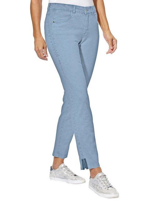 Hosen - Ambria Stretch Jeans › blau  - Onlineshop OTTO