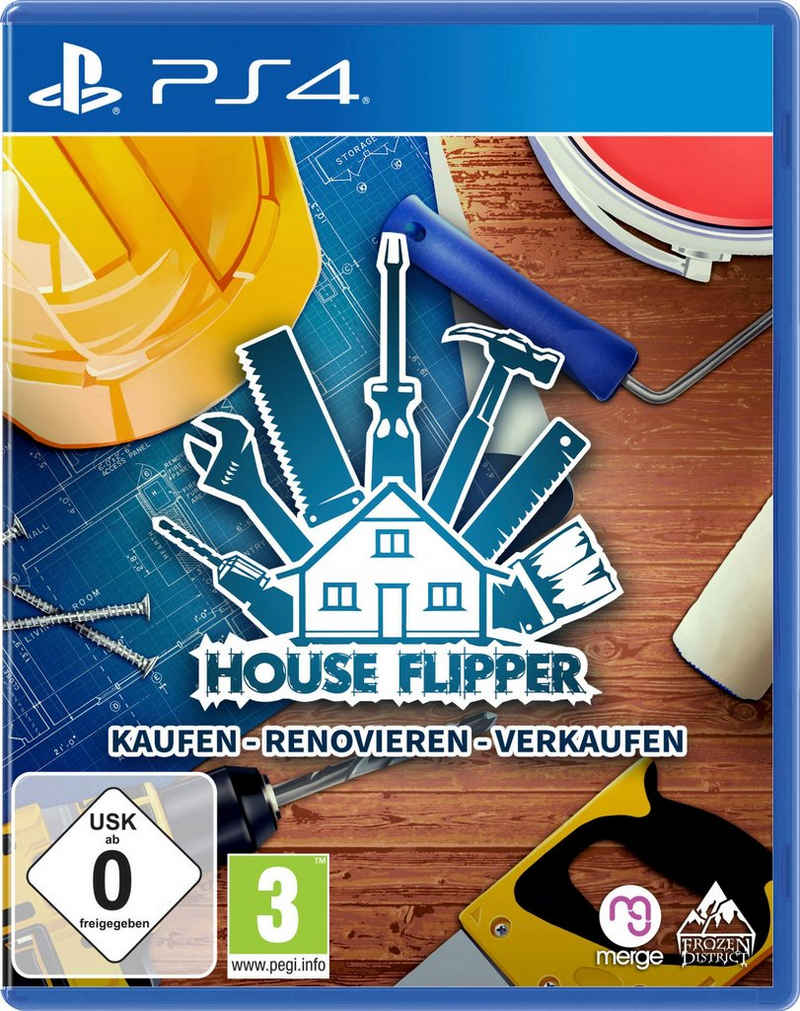 House Flipper PlayStation 4