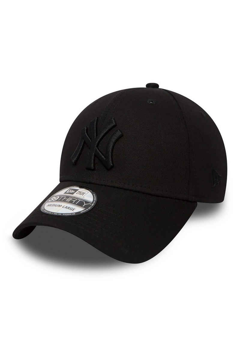 New Era Baseball Cap »New Era 39Thirty League Cap - NY YANKEES - Black/Black«