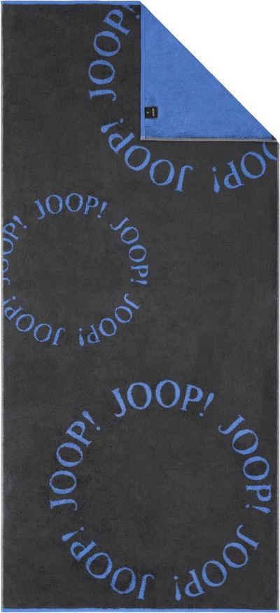 Joop! Strandtuch »BEACH CAPSULE« (1-St), mit JOOP! Logo-Artwork
