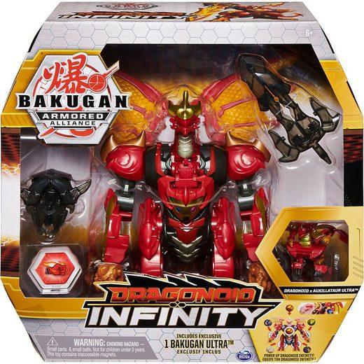 Spin Master Sammelfigur »Bakugan - Dragonoid Infinity Season 2.0«