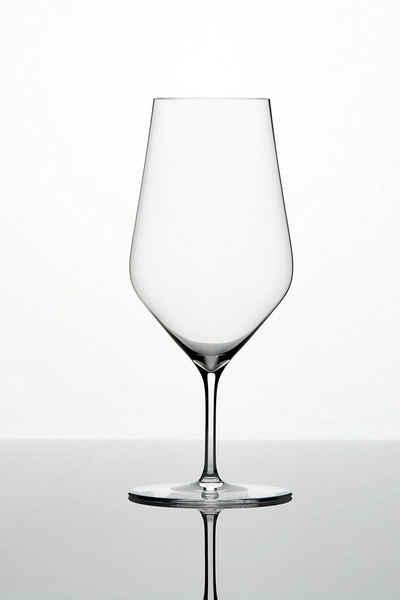 Zalto Glas »Denk´Art Wasserglas Mundgeblasen 1 Stück«, Glas
