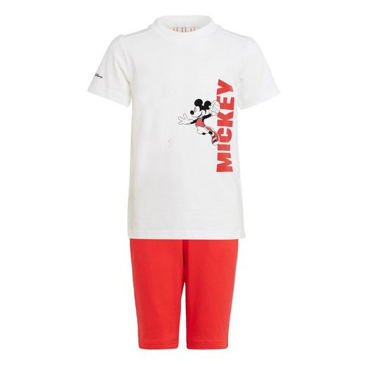 adidas Performance Jogginganzug »Disney Mickey Mouse Sommer-Set«