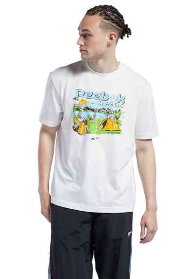 Reebok Classic T-Shirt »CL INTL TEE WEST«