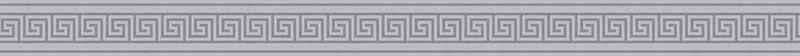A.S. Création Bordüre »Only Borders«, aufgeschäumt, geometrisch, geometrisch, Mäander, selbstklebend