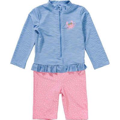 Playshoes Badeanzug »Baby Badeanzug KREBS 1 ARM«