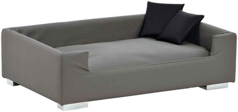 SILVIO design Tiersofa »Candy«, BxLxH: 91x57x25 cm, grau