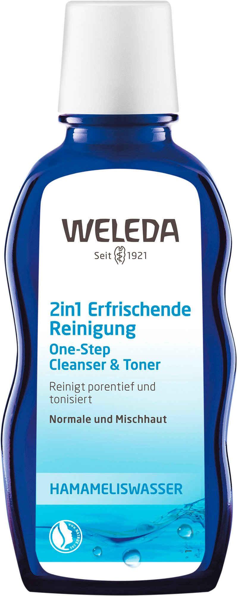 WELEDA Gesichts-Reinigungsmilch »2in1«