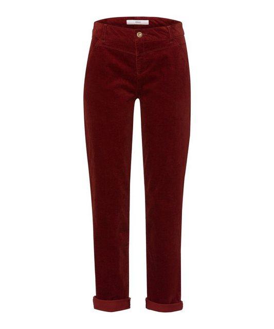 Hosen - Brax 5 Pocket Hose »Style Mel« › rot  - Onlineshop OTTO