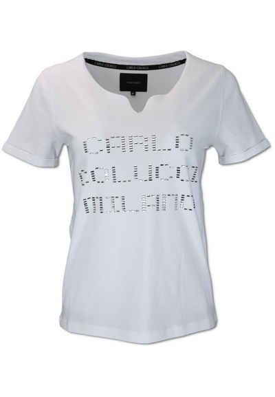 CARLO COLUCCI Kurzarmshirt »Campi«
