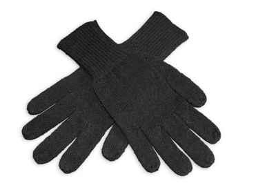 Posh Gear Strickhandschuhe »Guantino Alpaka Fingerhandschuhe« aus 100% Alpakawolle