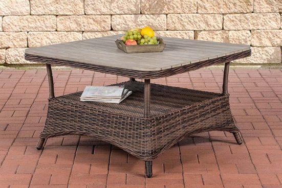 CLP Gartentisch »WPC-Tisch Pandora«, mit einer WPC-Platte