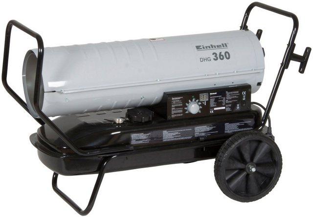 EINHELL Heißluftgenerator »DHG 360« | Garten > Feuer und Heizstrahler | Einhell