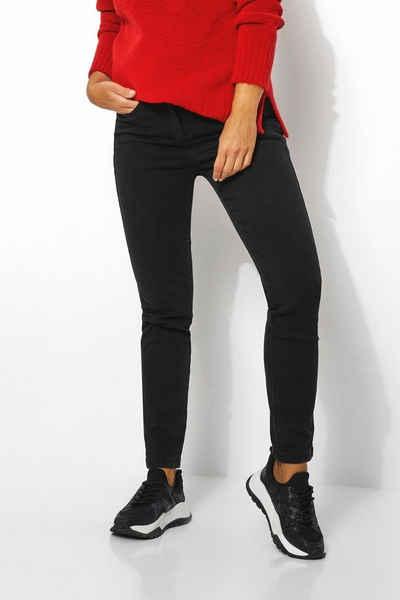 Relaxed by TONI Ankle-Jeans »Meine beste Freundin« mit abgerundetem Hüftsattel