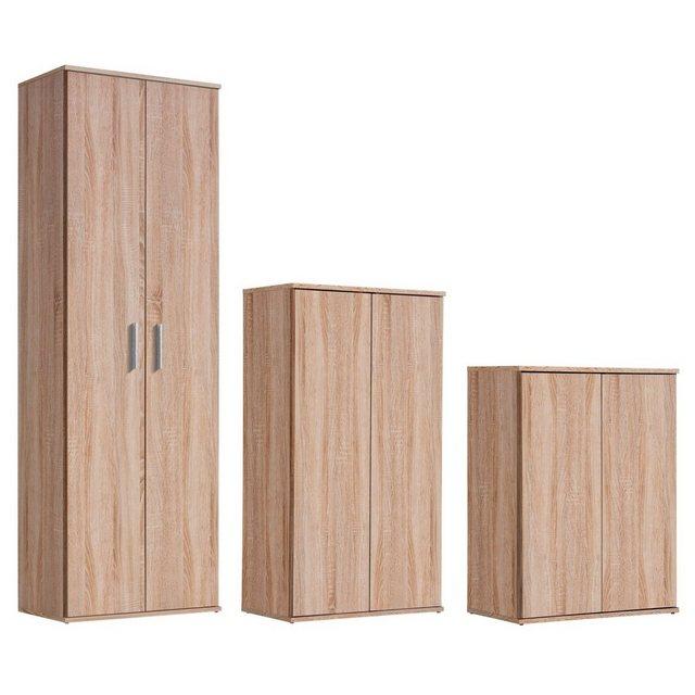 Kleiderschränke - mokebo Schrank Set »Die Allzweckwaffe«, (3 tlg), Stauraum Set in vielen Größen Farben  - Onlineshop OTTO
