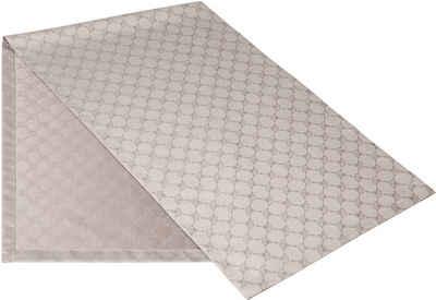 Joop! Tischläufer »CORNFLOWER ALLOVER« (1-tlg), Aus Jacquard-Gewebe gerfertigt mit Kornblumen-Allover-Muster