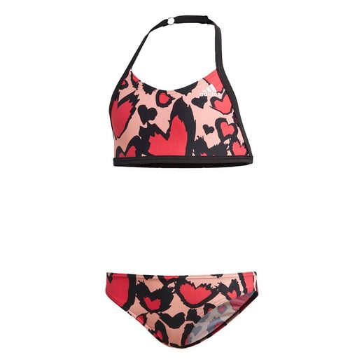 adidas Performance Triangel-Bikini »Girls Heart Graphic Bikini«