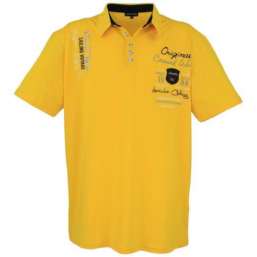Lavecchia Poloshirt »Übergrößen Poloshirt«