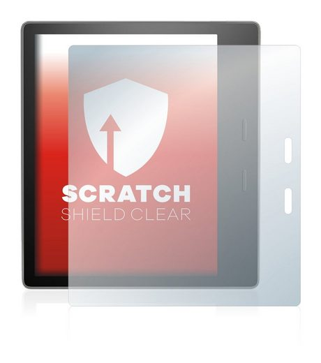 upscreen Schutzfolie »für Amazon Kindle Oasis 2017 (9. Generation)«, Folie Schutzfolie klar anti-scratch